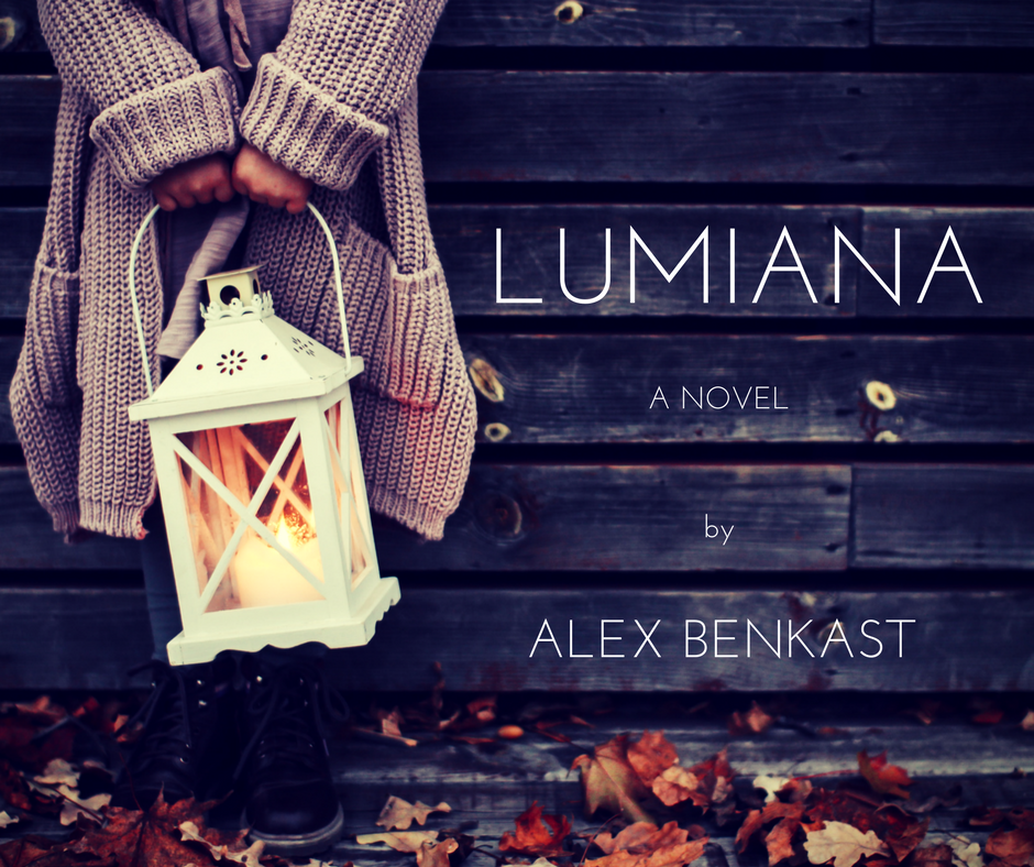 Cover of Lumiana by Alex Benkast