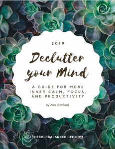 2019 Declutter Your Mind Guide 01