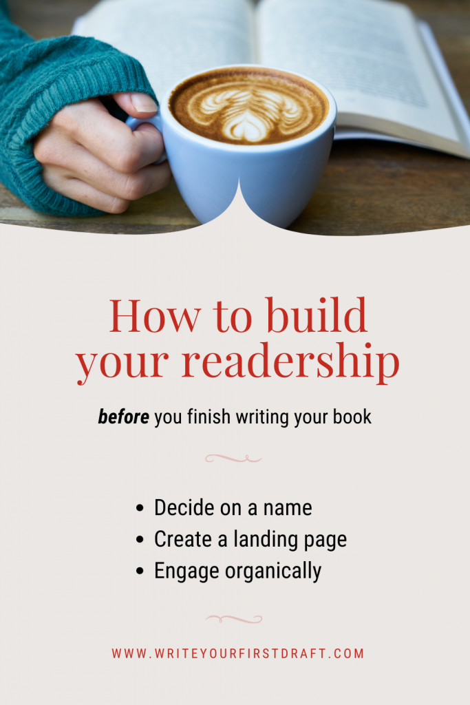 How to Build Your Readership