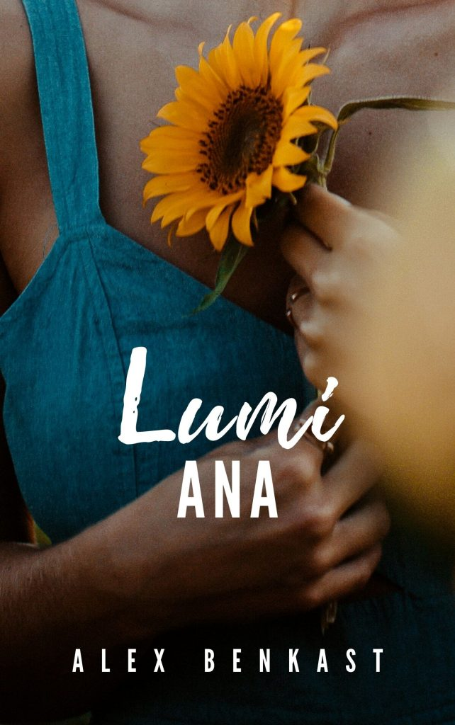 Book Cover of Lumiana - Rebels Like Us Book 1 by Alex Benkast