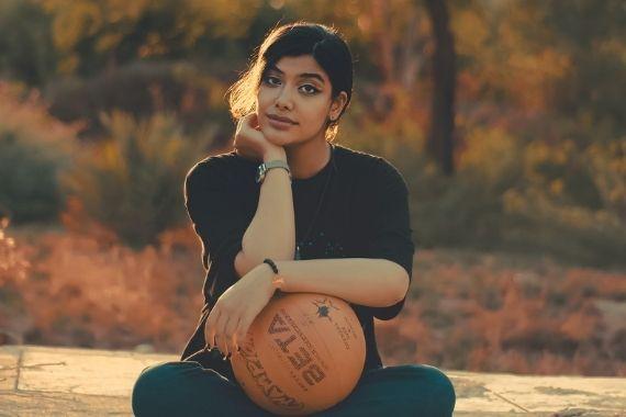 Beneath Your Beautiful character - Jaya Lahiri