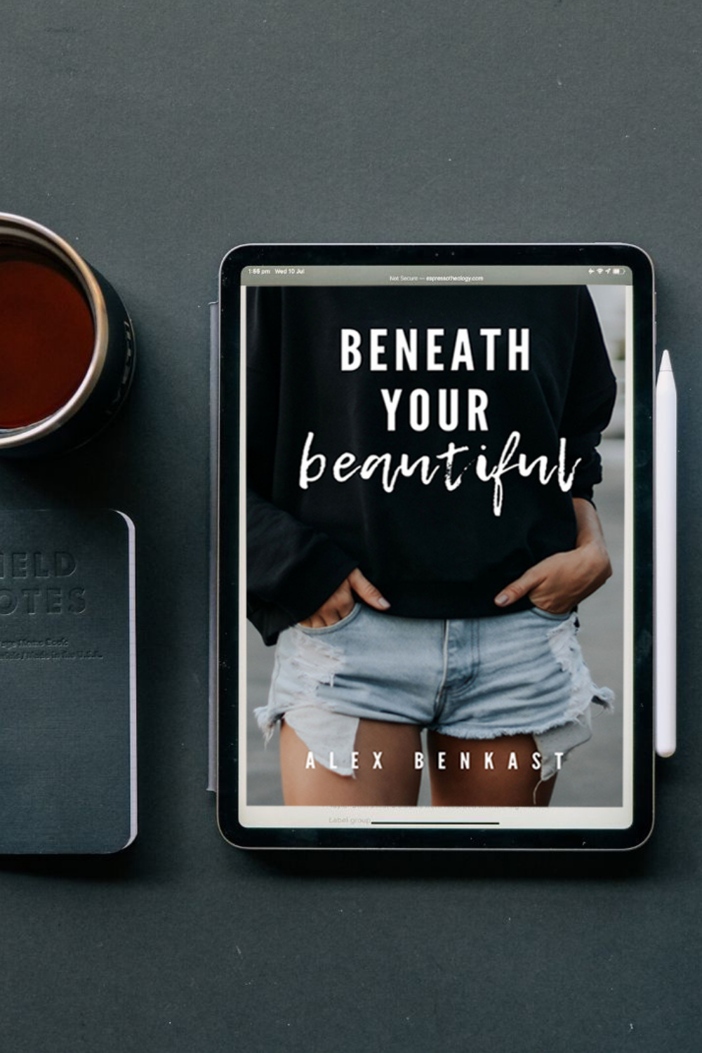 Beneath Your Beautiful by Alex Benkast Promo Pins