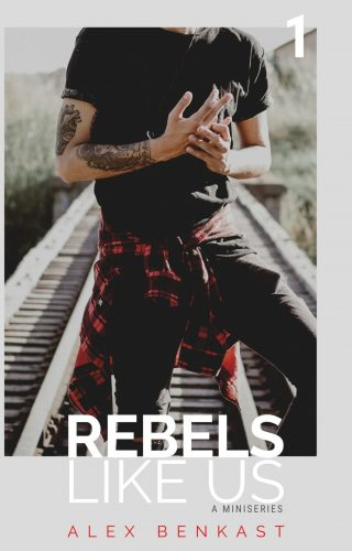 Cover Rebels Like Us Miniseries Volume 1